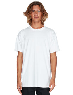 WHITE MENS CLOTHING BILLABONG TEES - BB-9595009-WHT