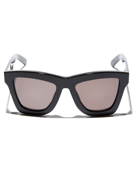 GLOSS BLACK MENS ACCESSORIES VALLEY SUNGLASSES - S0001GBLK