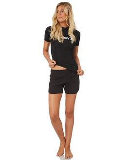 BLACK WOMENS CLOTHING HURLEY SHORTS - AQ3203-010