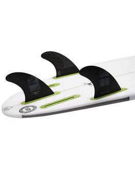 BLACK BOARDSPORTS SURF FUTURE FINS FINS - CAB-020403BLK