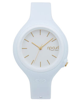 WHITE WOMENS ACCESSORIES RIP CURL WATCHES - A3139G1000