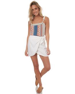 WHITE WOMENS CLOTHING BILLABONG SKIRTS - 6572523WHT