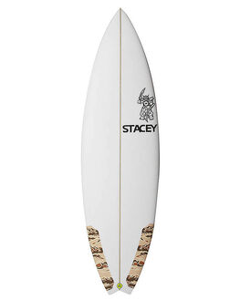CLEAR SURF SURFBOARDS STACEY PERFORMANCE - THEBOUNTYHUNTER