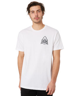 WHITE MENS CLOTHING IMPERIAL MOTION TEES - 201901002089WHT