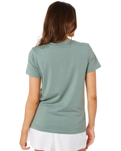 SAGE WOMENS CLOTHING AS COLOUR TEES - 4001SAGE