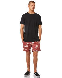 DK CHERRY MENS CLOTHING ZANEROBE BOARDSHORTS - 621-FTDCHER