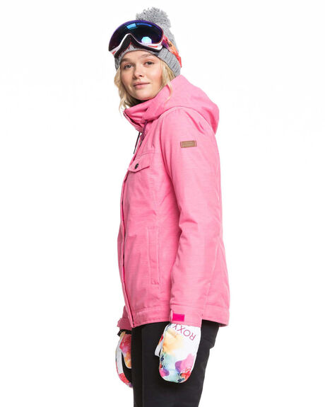 BEETROOT PINK BOARDSPORTS SNOW ROXY WOMENS - ERJTJ03235-MML0