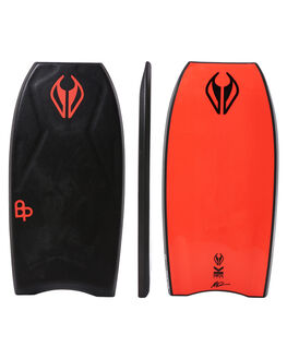 BLACK RED SURF BODYBOARDS NMD BODYBOARDS BOARDS - N18TECH41BLBLKRD