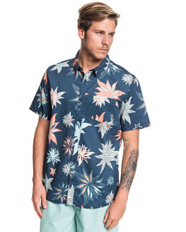 MOONLIT OCEAN MENS CLOTHING QUIKSILVER SHIRTS - EQYWT03923-BYK6