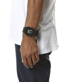 BLACK MENS ACCESSORIES RIP CURL WATCHES - A11110090