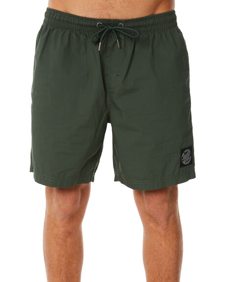 FOREST MENS CLOTHING SANTA CRUZ SHORTS - SC-MBNC262FOR