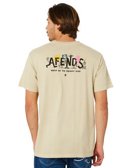 CEMENT MENS CLOTHING AFENDS TEES - M191010CEMNT