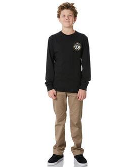 KHAKI KIDS BOYS VOLCOM PANTS - C1111601KHA