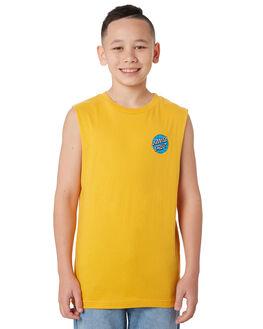 SUNSHINE KIDS BOYS SANTA CRUZ TOPS - SC-YTC9231SUN