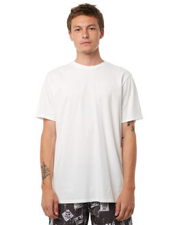 OFF WHITE MENS CLOTHING NO NEWS TEES - N5182005OFFWH