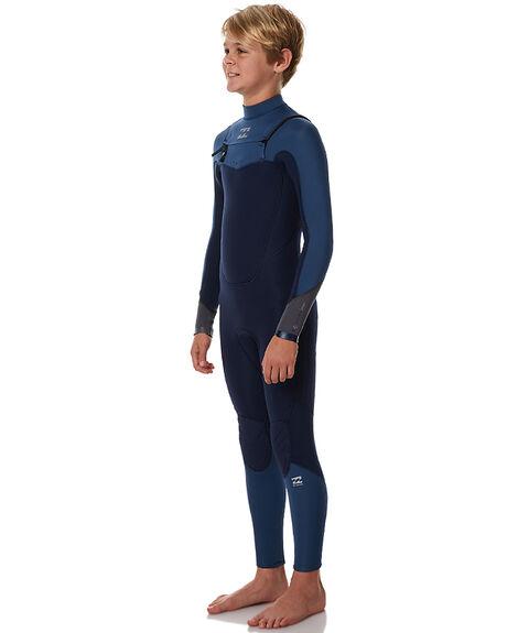 CASCADE BLUE SURF WETSUITS BILLABONG STEAMERS - 8773817CASBL