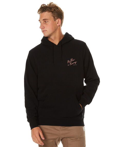 BLACK MENS CLOTHING BILLABONG JUMPERS - 9575658XBLK