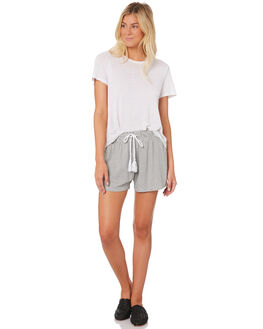 STRIPE WOMENS CLOTHING SWELL SHORTS - S8174231STRIP