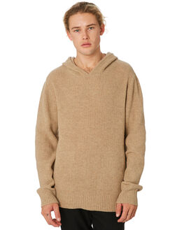 DESERT MENS CLOTHING BANKS KNITS + CARDIGANS - WKN0055DST