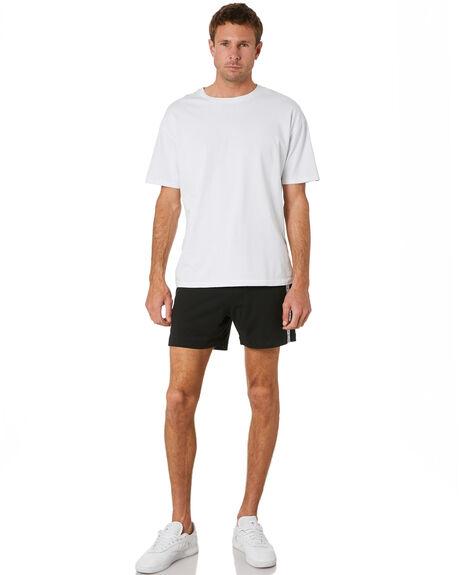 PVH BLACK MENS CLOTHING CALVIN KLEIN SHORTS - KM00611-BEH