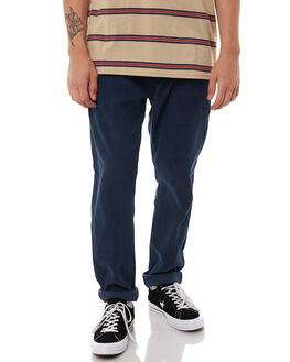 NAVY MENS CLOTHING THE CRITICAL SLIDE SOCIETY PANTS - PT1807NVY