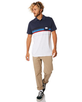 NAVY MENS CLOTHING RIP CURL SHIRTS - CPLCR13277