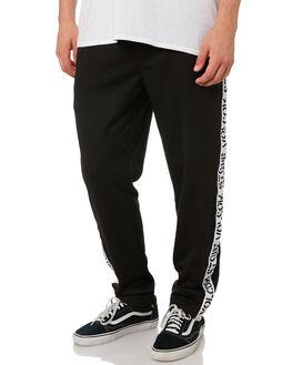 BLACK MENS CLOTHING VOLCOM PANTS - A1241803BLK