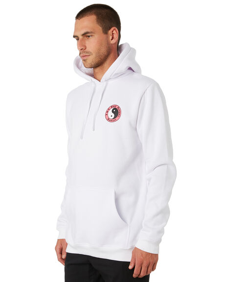 WHITE MENS CLOTHING TOWN AND COUNTRY JUMPERS - TFL310CWHT