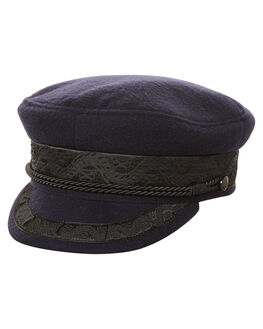 NAVY BLACK WOMENS ACCESSORIES LACK OF COLOR HEADWEAR - NVYCAP1NVYBK