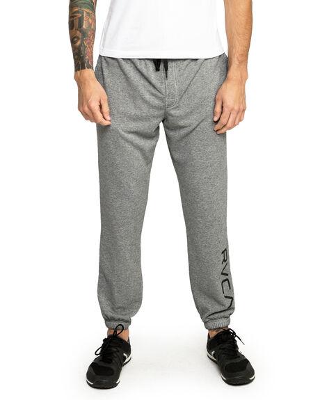 HEATHER GREY MENS CLOTHING RVCA PANTS - RV-R393276-H31