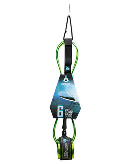 LIME SURF HARDWARE KOMUNITY PROJECT LEASHES - KPL0206-06-03LIME
