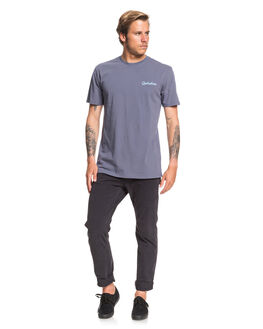 NIGHT SHADOW MENS CLOTHING QUIKSILVER TEES - EQYZT05671-BPT0