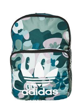 MULTICOLOR KIDS GIRLS ADIDAS BAGS + BACKPACKS - DW6718MUL