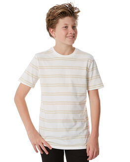 WHITE SAND KIDS BOYS SWELL TOPS - S3184009WHSND