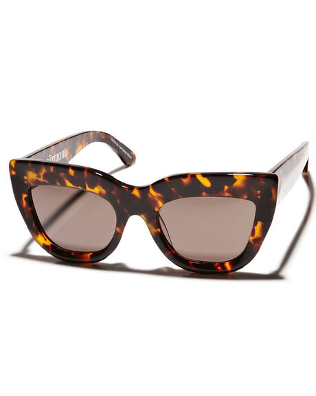 MID TORT WOMENS ACCESSORIES VALLEY SUNGLASSES - S0078MTOR