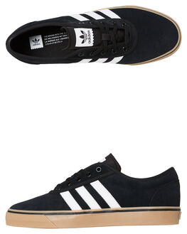 CORE BLACK MENS FOOTWEAR ADIDAS SNEAKERS - EE6107CBLK