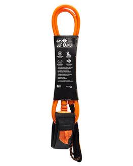 BLACK ORANGE BOARDSPORTS SURF DAKINE LEASHES - 10001793BLKOG