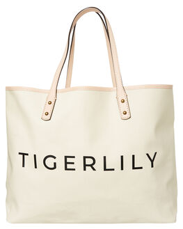 NATURAL WOMENS ACCESSORIES TIGERLILY BAGS + BACKPACKS - T491826NAT