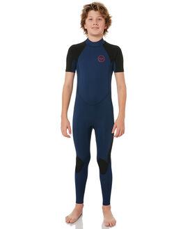 INK BLUE BLACK BOARDSPORTS SURF XCEL BOYS - KN212AX8IKM