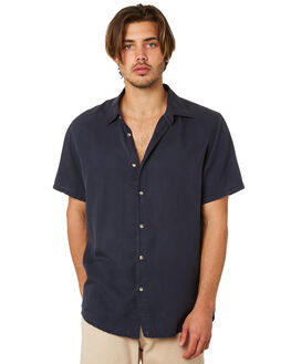 MIDNIGHT MENS CLOTHING AFENDS SHIRTS - M191200MIDNT