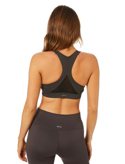 VINTAGE BLACK WOMENS CLOTHING HURLEY ACTIVEWEAR - 3HWKT0264VBLK