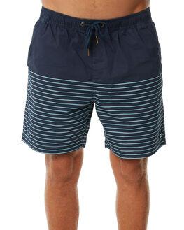 NAVY MENS CLOTHING BILLABONG BOARDSHORTS - 9585703NVY