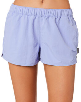 LIGHT VIOLET BLUE WOMENS CLOTHING PATAGONIA SHORTS - 57043LVBL