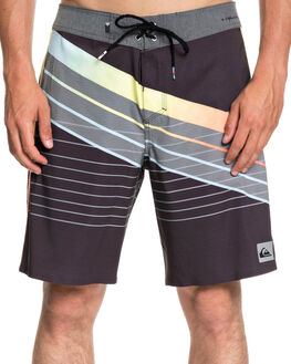 BLACK MENS CLOTHING QUIKSILVER BOARDSHORTS - EQYBS04041KVJ6