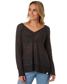 NINE IRON WOMENS CLOTHING RIP CURL KNITS + CARDIGANS - GSWHN14285