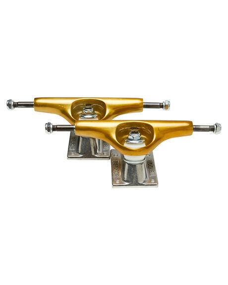 GOLD BOARDSPORTS SKATE TENSOR TRUCKS ACCESSORIES - 10415284GOLD