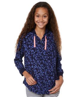 INDIGO KIDS GIRLS EVES SISTER JUMPERS + JACKETS - 9900024IND