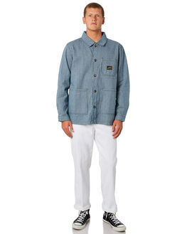STRIPE MENS CLOTHING MISFIT JACKETS - MT096400STRPE