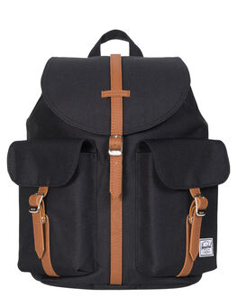 BLACK UNISEX ADULTS HERSCHEL SUPPLY CO BAGS - 10301-00001BLK