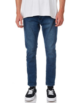 ROCKY BLUE MENS CLOTHING A.BRAND JEANS - 811053753